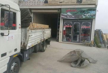 کمک های مردمی به زلزله زدگان کرمانشاه