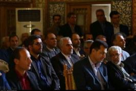 دیدار نوروزی هیئت مدیره با استاندار اصفهان