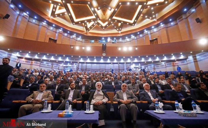 گردهمایی هیئت مدیره های مرکز استان ها در تاریخ ۱۸.۰۴.۱۳۹۸
