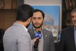 دیدار دکتر بهادری با معاونت امنیت سیاسی و اجتماعی استانداری شهر اصفهان