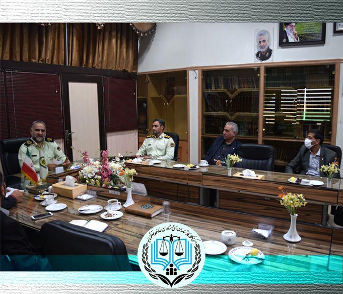 ریاست کل نیروی انتظامی استان اصفهان