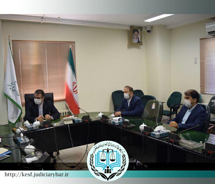 رئیس محترم منطقه 6 سازمان بازرسی کل کشور و بازرس کل استان اصفهان