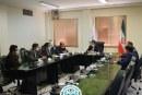 دیدار با  رئیس محترم منطقه 6 سازمان بازرسی کل کشور و بازرس کل استان اصفهان